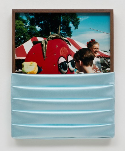 Elad Lassry, Untitled (Strawberry, Kids) (2013), via 303 Gallery
