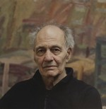 Frank Auerbach, via The Daily Telegraph