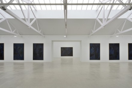 Georg Baselitz (Installation View), via Thaddeus Ropac