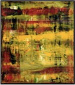 Gerhard Richter, Abstraktes Bild (809-1), via Art Daily