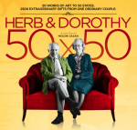 Herb and Dorothy 50x50 Film Poster, via Film Website