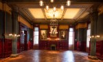 Restored Board of Officers Room - Park Avenue Armory - via Fred R Conrad for The New York Times