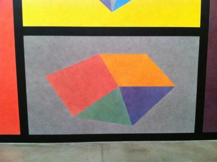 Sol LeWitt, Wall Drawing #564, Paula Cooper