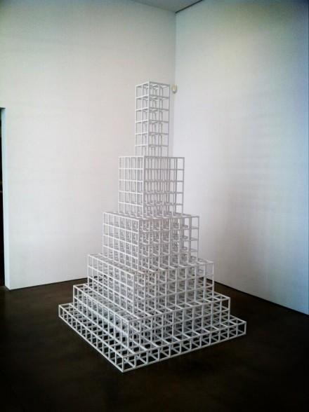 Sol LeWitt,12X12X1TO2 X2X6 (1990), Paula Cooper