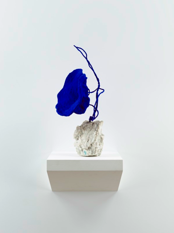 Yves Klein, Untitled Blue Sponge Sculpture (SE 161) (1959) Image credit: © Yves Klein, Artists Rights Society (ARS), New York  ADAGP, Paris 2013 Courtesy Dominique Lévy, New York.