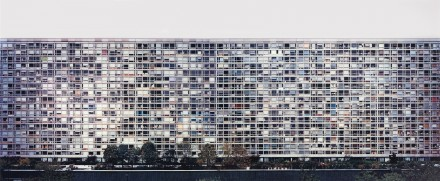 Andreas Gursky, Paris, Montparnasse (1993), via Sotheby's