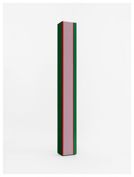 Anne Truitt, Second Requiem (1977-80), via Matthew Marks