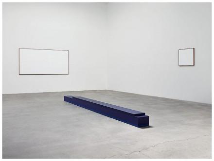 Anne Truitt, Threshold (Installation view), via Matthew Marks
