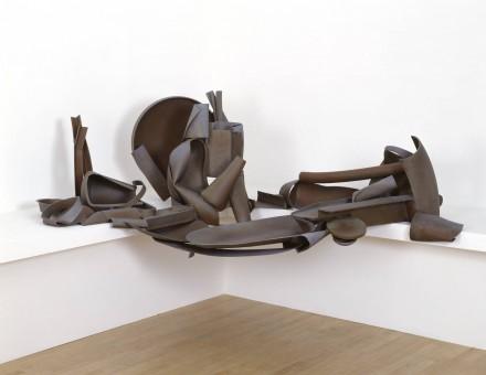 Sir Anthony Caro, Déjeuner sur l'herbe II (1989), via Tate Modern
