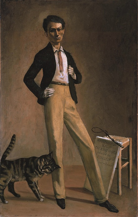 Balthus, The King of Cats (1935), Courtesy of the Metropolitan Museum of Art