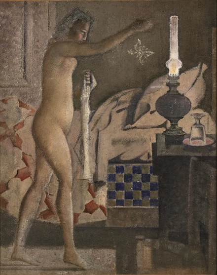 Balthus, The Moth (1960), Courtesy of the Metropolitan Museum of Art