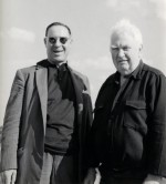 Calder and Perls, via NY Times