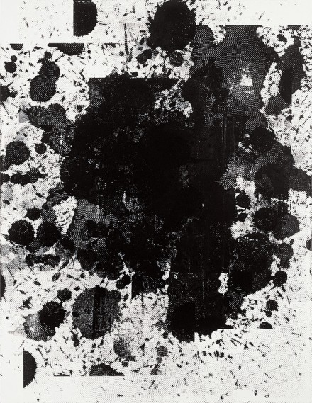 Christopher Wool, Untitled, (2000), © Christopher Wool, Courtesy The Guggenheim Museum 1