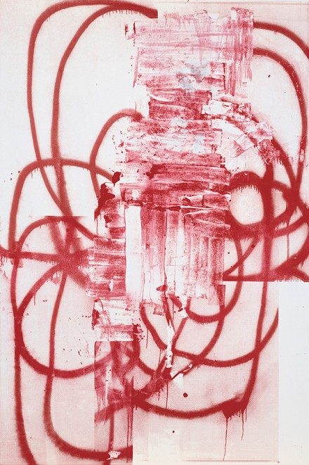Christopher Wool, Untitled, (2001), © Christopher Wool, Courtesy The Guggenheim Museum