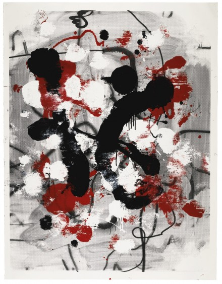 Christopher Wool, Untitled (2010), via Sothebys