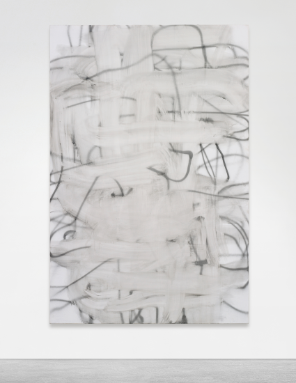 Christopher Wool, Untitled (P430), (2003), via Phillips