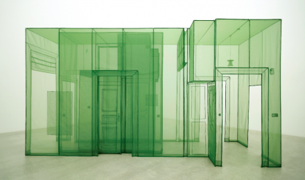 Do Ho Suh, Wielandstr. 18, 12159 Berlin, (2011), Courtesy Lehmann Maupin