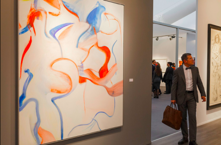 Inside Frieze Masters, which Opened Yesterday, via Frieze