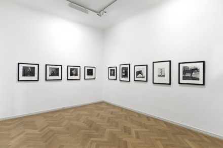 Robert Mapplethorpe, (Installation View), courtesy Galerie Thaddaeus Ropac Salzburg
