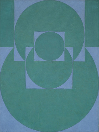 Hermelindo Fiaminghi, Circulos Concentricos (1959). Sensitive Geomtries, Hauser & Wirth