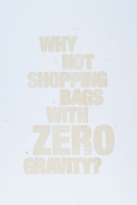 Mike Bouchet, Zero Gravity (2013), via the Marlborough Chelsea