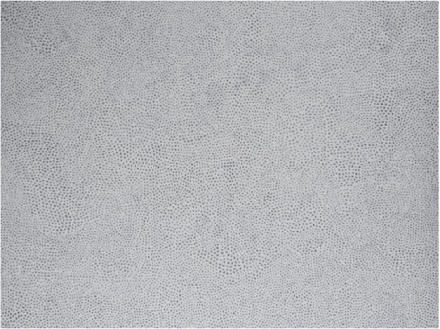 Yayoi Kusama, INFINITY NETS [AIG] (2013), via Victoria Miro