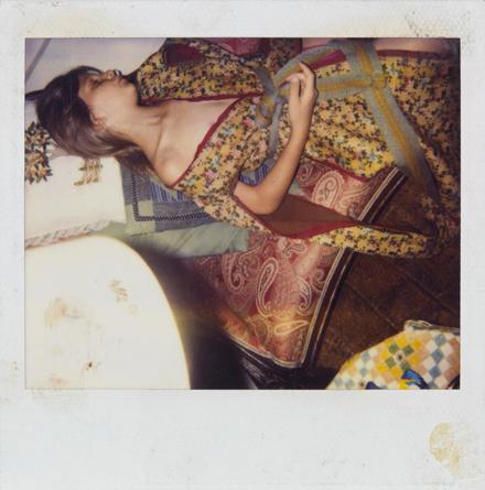 Balthus, Untitled, (c. 1990-2000), courtesy Gagosian Gallery
