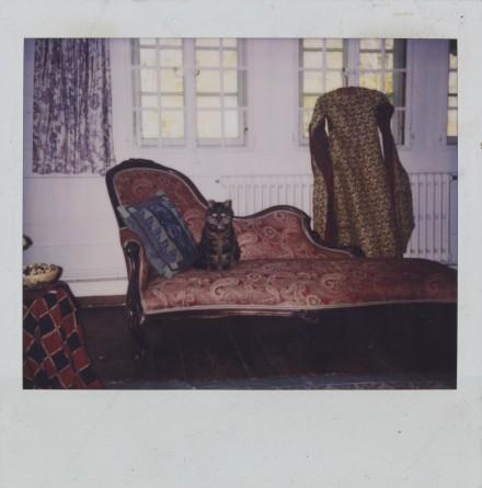 Balthus, Untitled (1990 - 2000) ©Harumi Klossowska de Rola.  Courtesy Gagosian Gallery