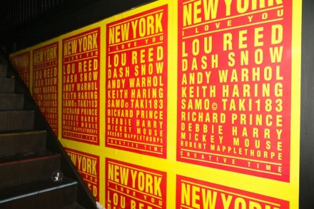 Dream Posters, Photograph by David X Prutting at BFAnyc, Courtesy Creative Time