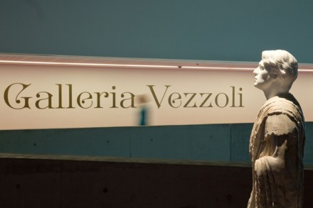Francesco Vezzoli, Galleria Vezzoli (Installation View), Courtesy MAXXI Rome