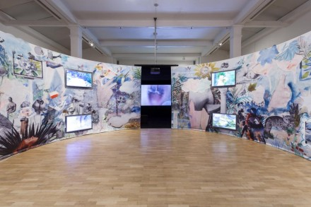 Laure Prouvost, Farfromwords (Installation View), via Turner Prize
