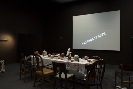 Laure Prouvost, Wantee (Installation View), via Turner Prize