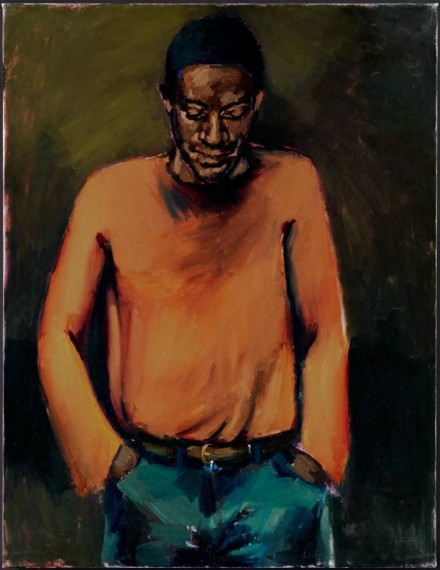 Lynette Yiadom-Boakye, Diamonds (2013), via Turner Prize