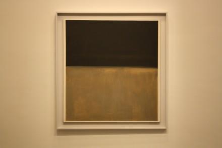 Mark Rothko, Untitled (Black on Gray) (1969-70), via Ben Richards for Art Observed