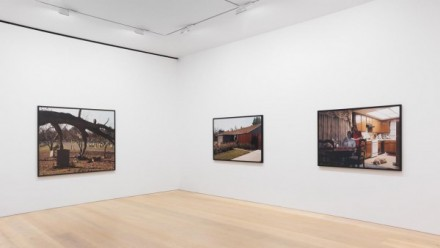 Philip-Lorca diCorcia, East of Eden (Installation View), via David Zwirner