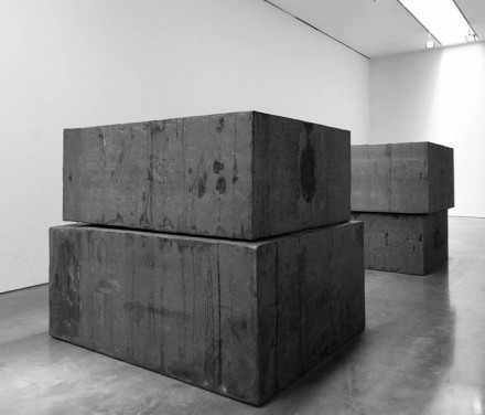 Richard Serra, Grief and Reason (for Walter) (2013) © Richard Serra. Courtesy Gagosian Gallery. Photograph by Robert McKeever