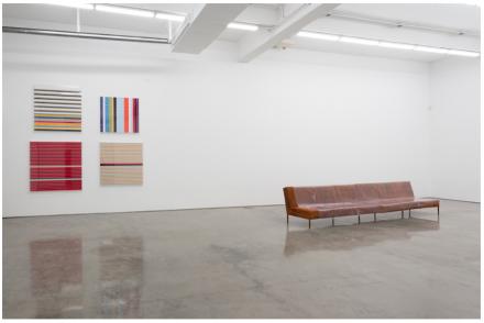 Rosemarie Trockel (Installation View), via Gladstone Gallery