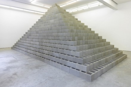 Martin Creed at Gavin Brown (Installation View), via Gavin Brown