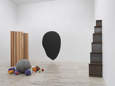 Martin Creed at Hauser & Wirth (Installation View), via Hauser and Wirth