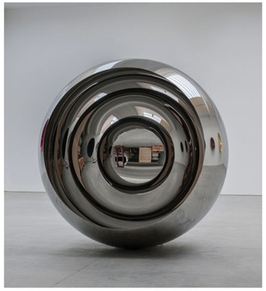 Anish Kapoor, Untitled,2013, Lisson Gallery at Art Basel Miami 2013