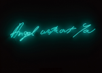 Angel Without You, by Tracey Emin, via Wall Street Journal
