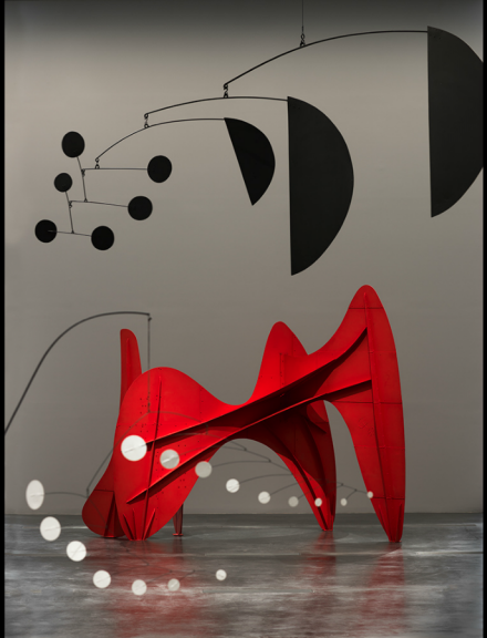 Calder and Abstraction: From Avant-Garde to Iconic, (Installation View)