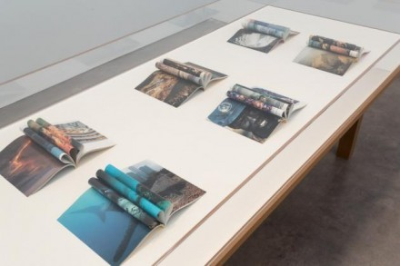 Cyprien Gaillard, Today Diggers, Tomorrow Dickens (Installation View), via Gladstone Gallery