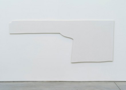 Jacob Kassay, Then by Necessity (2013), Courtesy 303 Gallery