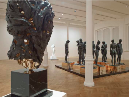 Kevin Francis Gray (Installation View), Courtesy Pace London
