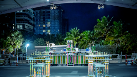 Night Court, An Absolut Art bar Installation by Ry Rocklen Photo Roberto Chamorro Courtesy Absolut 1