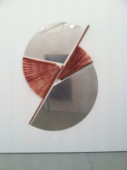Rachel Foullon at Halsey McKay, via Daniel Creahan for Art Observed