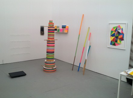 Rincon Projects, via Daniel Creahan for Art Observed