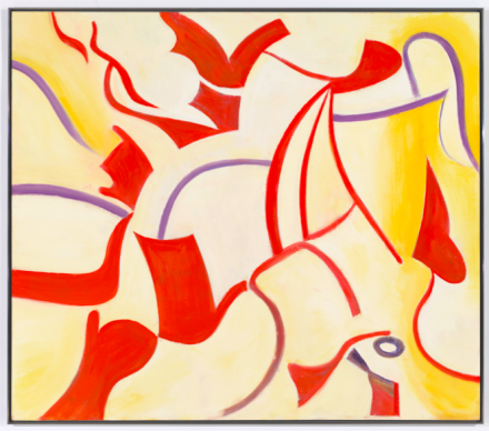 Willem de Kooning, The Privileged (Untitled XX) (1985), © 2013 The Willem de Kooning Foundation:Artists Rights Society (ARS), New York, Tim Nighswander: IMAGING4ART