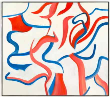 Willem de Kooning, [no title] (1984), © 2013 The Willem de Kooning Foundation:Artists Rights Society (ARS), New York, Tim Nighswander: IMAGING4ART